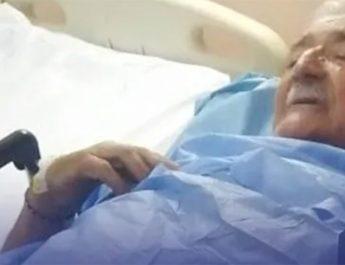 Le comédien «Hazim» quitte la salle d'opération et son état est stable